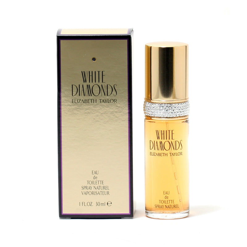 White Diamonds By Elizabeth Taylor -Eau De Toilette Spray