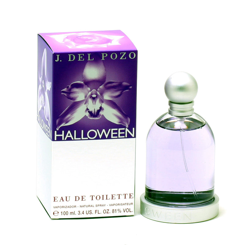 Halloween By Del Pozo -Eau De Toilette Spray 3.4 Oz
