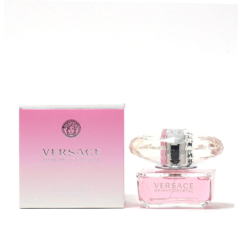 Versace Bright Crystal -Eau De Toilette Spray
