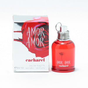 Amor Amor By Cacharel -Eau De Toilette Spray