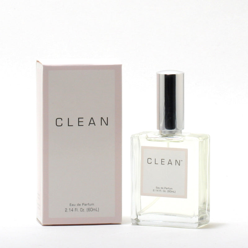 Clean For Women -Eau De Parfum Spray 2.14 Oz