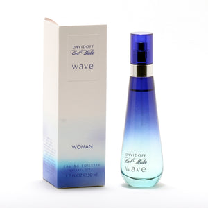 Cool Water Wave For Women By Davidoff -Eau De Toilette Spray** 1.7 Oz