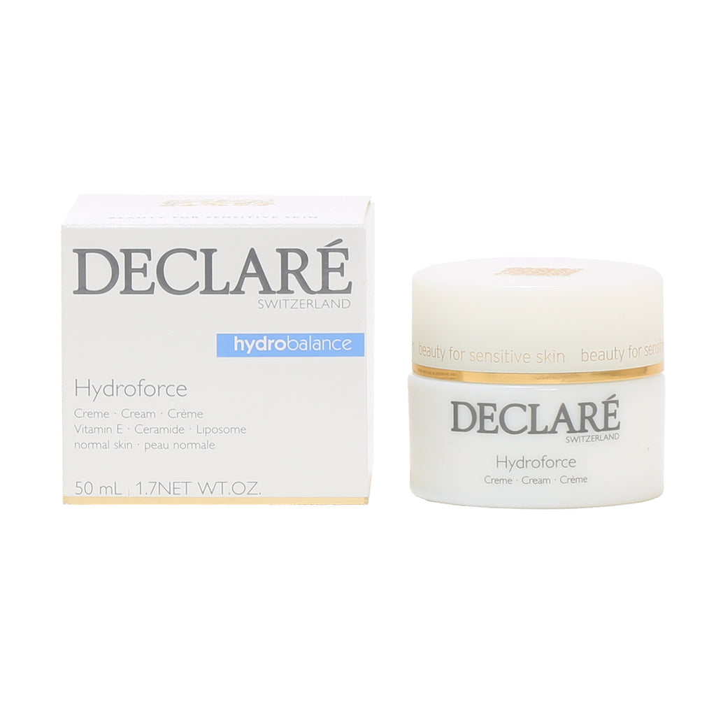 Declare Hydroforce Cream Jar