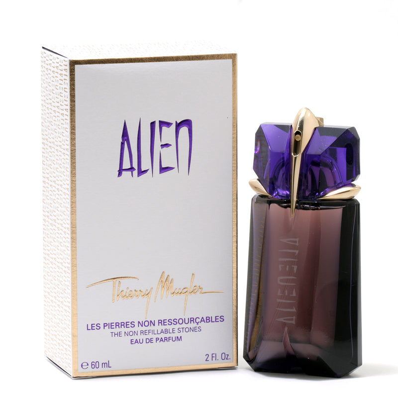Alien By Thierry Mugler -Eau De Parfum Spray (Non-Refillable) 2 Oz