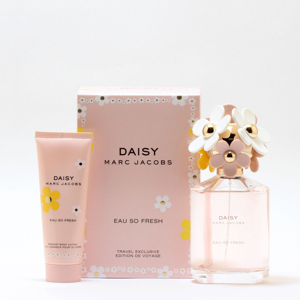 Daisy Eau So Fresh 4.2 Oz Sp/2.5 Bltn - Travel Edition
