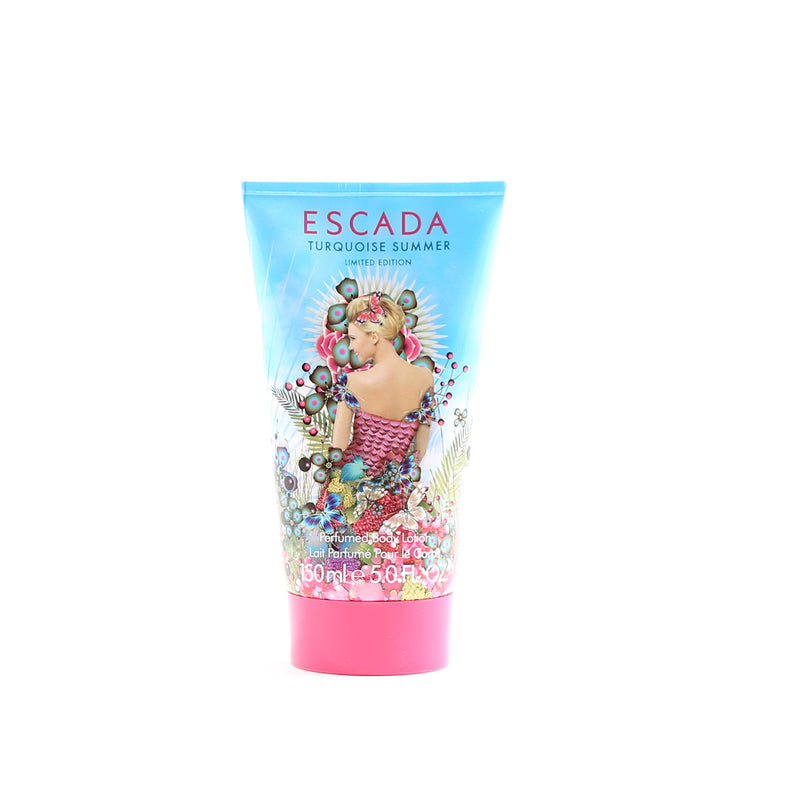 Escada Turquoise Summer Ladies Body Lotion 5 Oz