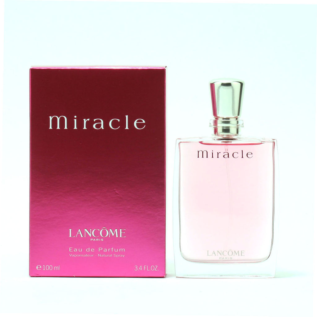 Tester  Miracle Ladies By Lancome - EDP Spray