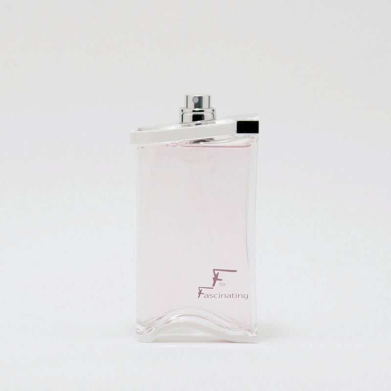 Tester F For Fascinating Ladies By Salvatore Ferragamo EDP