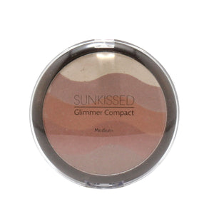Sunkissed Glimmer Compact Medium