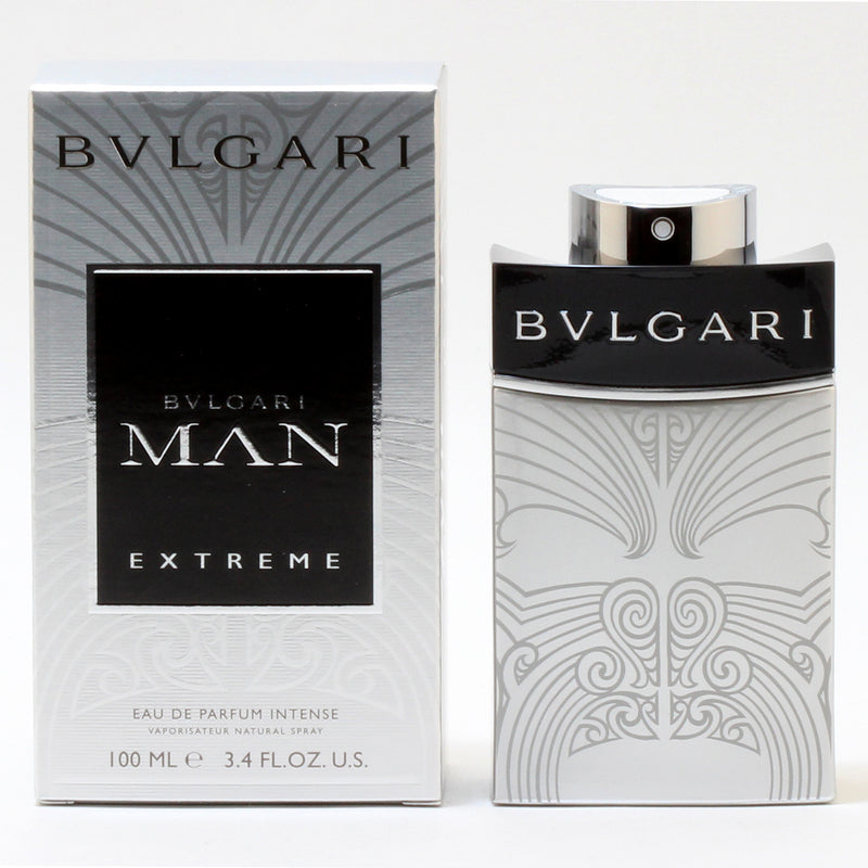 Bvlgari Man Extreme Eau De Parfum Spray Intense All Blk Ltd Edition - Fragrancelux