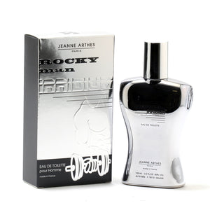 J.Arthes Rocky Man Irridium -Eau De Toilette Spray 3.4 Oz