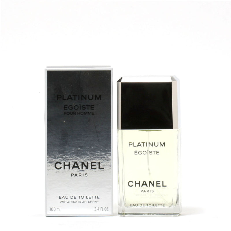 Chanel Platinum Egoiste Pour Homme - EDT Spray