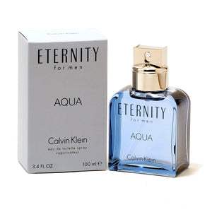 Eternity Aqua For Men By Calvin Klein -Eau De Toilette Spray