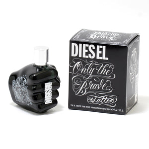 Diesel Only The Brave Tattoo -Eau De Parfum Spray 2.5 Oz