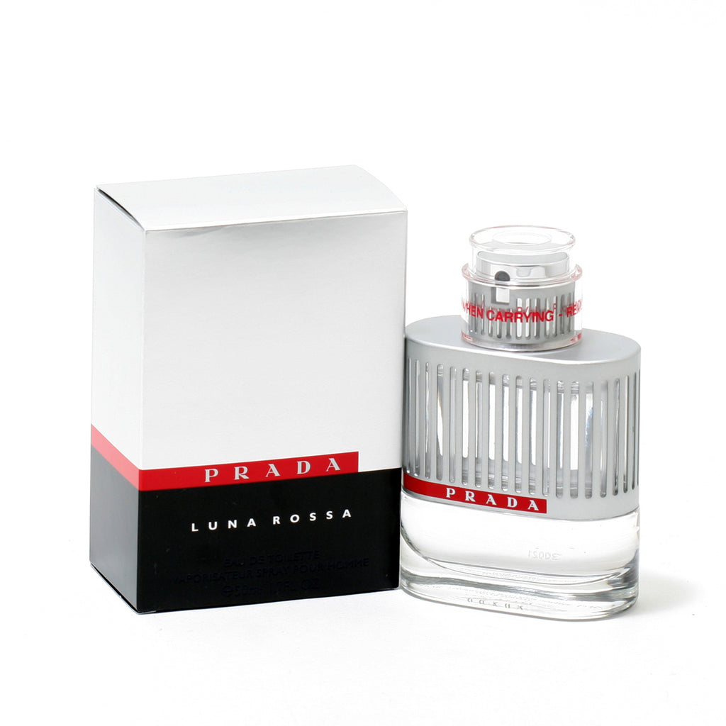 Prada Luna Rossa For Men -Eau De Toilette Spray