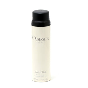 Obsession Men By Calvin Klein- Body Spray