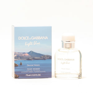 Dolce & Gabbana Light Blue Discover Vulcano For Men 2.5 Oz