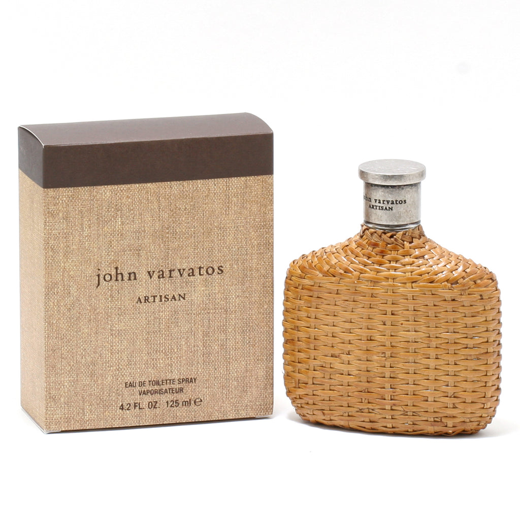 John Varvatos Artisan For Men-Eau De Toilette Spray