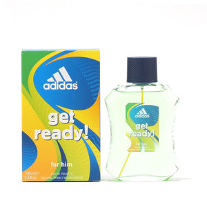 Adidas Get Ready For Men- Eau De Toilette Spray