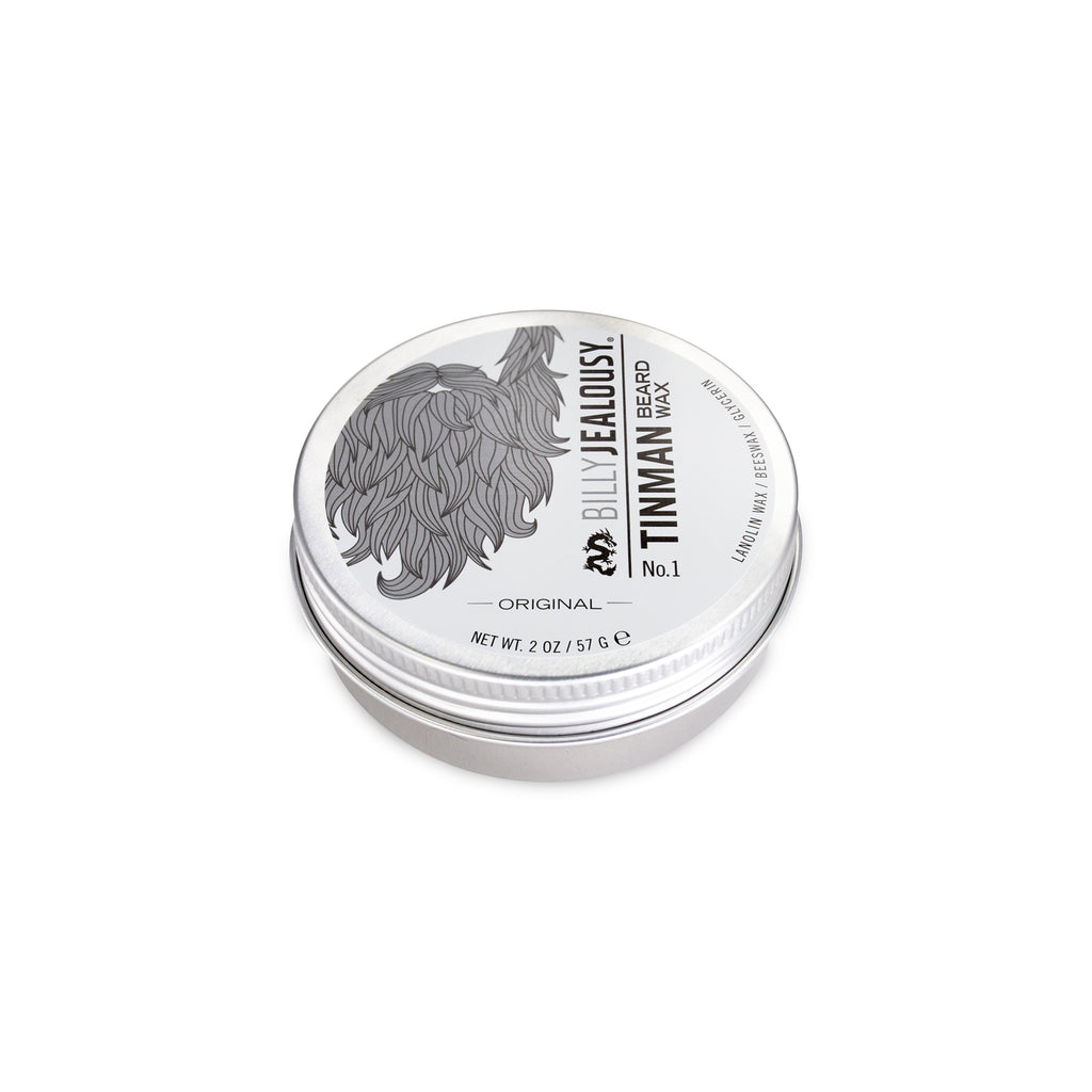 Billy Jealousy Tin Man No 1 Beard Wax