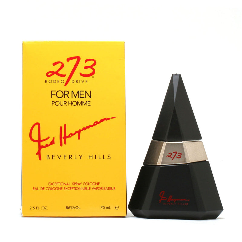 273 By Fred Hayman - Cologne Spray 2.5 Oz - Fragrancelux