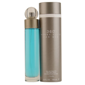 360 For Men By Perry Ellis -Eau De Toilette Spray