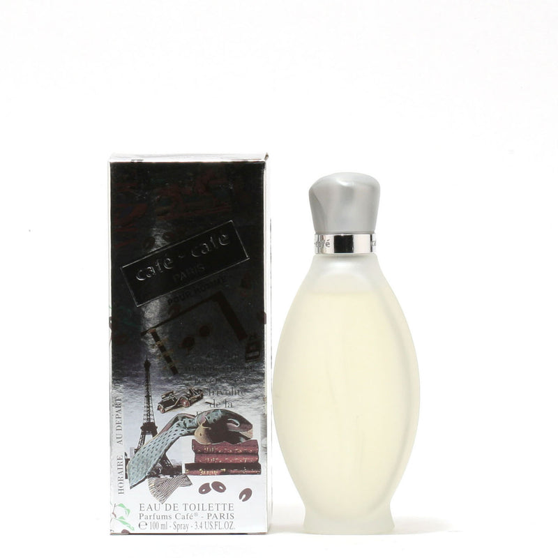 Cafe De Cafe By Cofci Paris -Eau De Toilette Spray 3.4 Oz