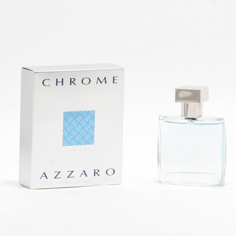 Chrome By Azzaro -Eau De Toilette Spray - Fragrancelux