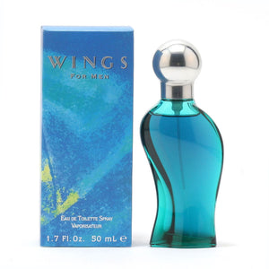 Wings For Men By Giorgio Beverly Hills -Eau De Toilette Spray
