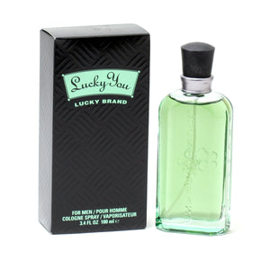 Lucky You For Men - Cologne Spray** 3.4 Oz