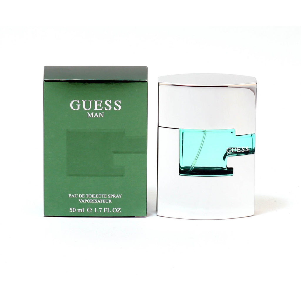 Guess Man By Guess -Eau De Toilette Spray