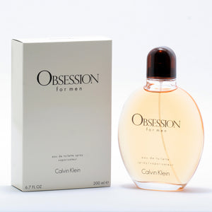 Obsession Men By Calvin Klein- EDT Spray