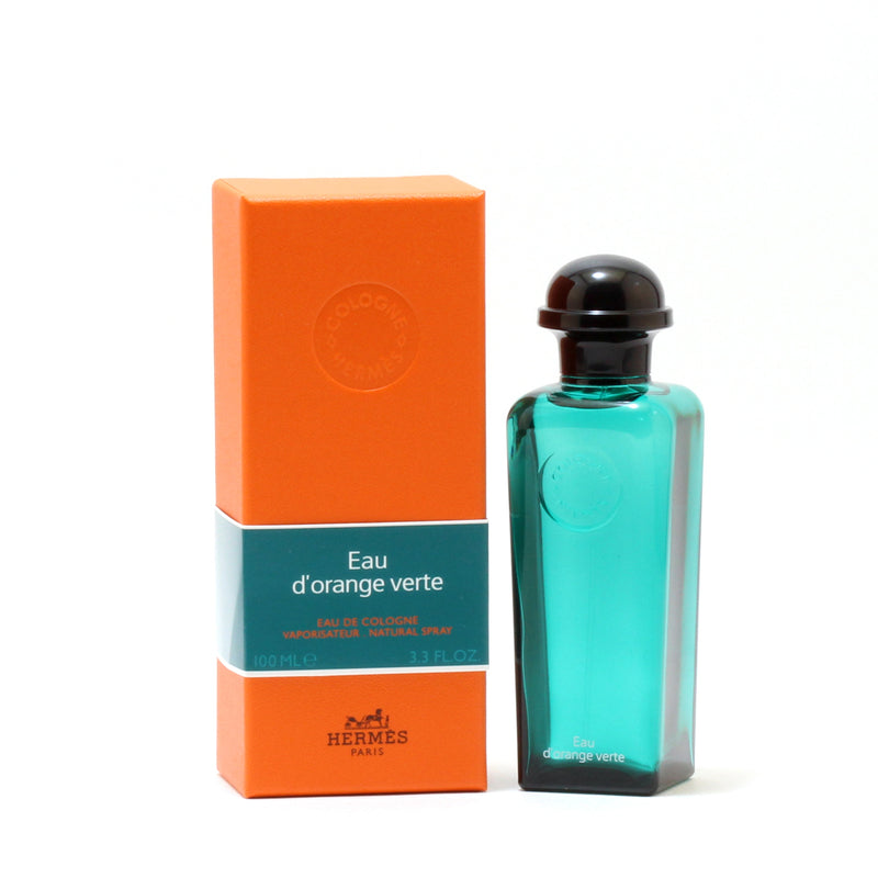 D'Orange Vert Concentree For Men By Hermes -Eau De Toilette Spray 1.6 Oz