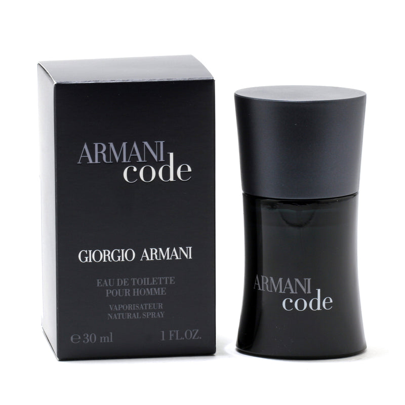 Armani Black Code Men By Giorgio Armani - EDT Spray - Fragrancelux
