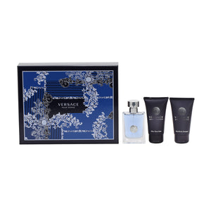 Versace Pour Homme 1.7 Spray/1.7 Asb/1.7 Sg Hard Box