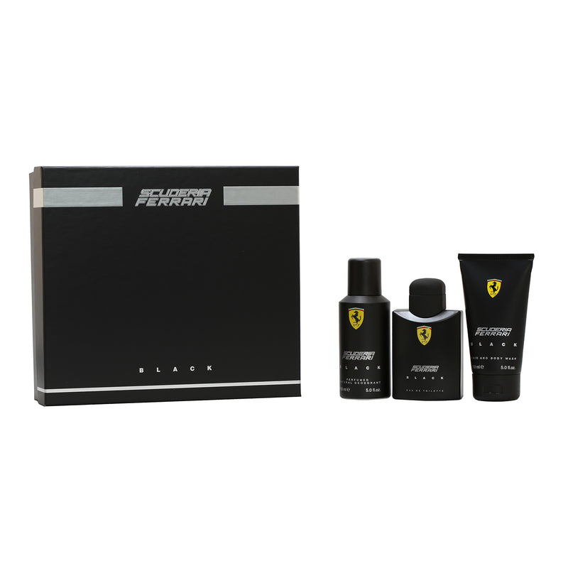Ferrari Black 4.2 Sp/5 Bw/5 Deo Spray