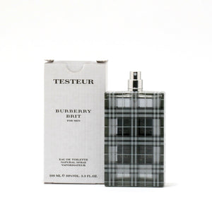 Tester Burberry Brit Men- EDT Spray