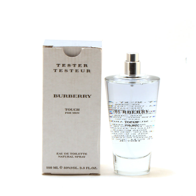 Tester Burberry Touch Men- EDT Spray