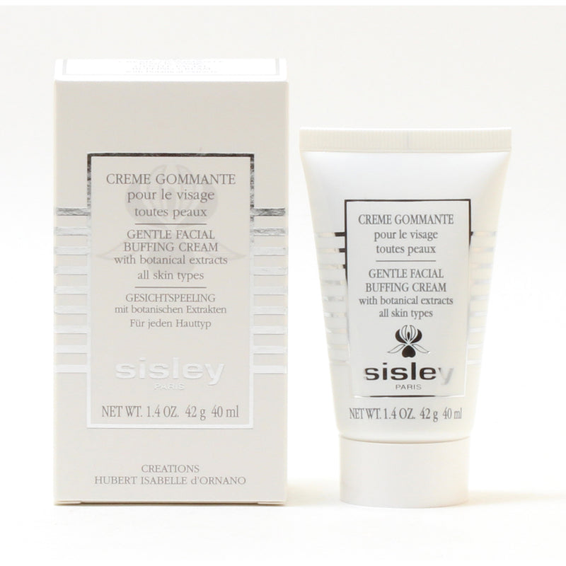 Sisley Gentle Facial Buffing  Cream Tube