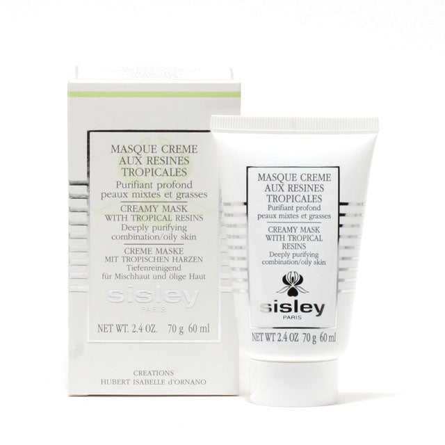 Sisley Creamy Mask W/Tropical Resins