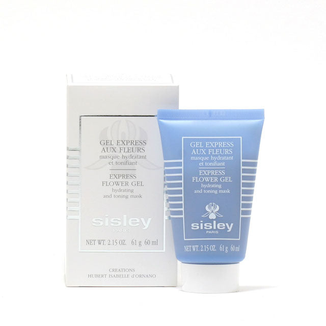Sisley Express Flower Gel Hydrate Tone & Firm Mask