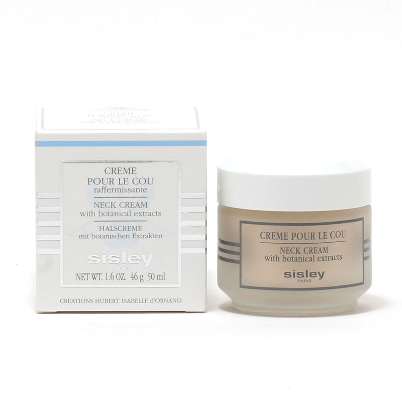Sisley Neck Cream With Botanical Extract