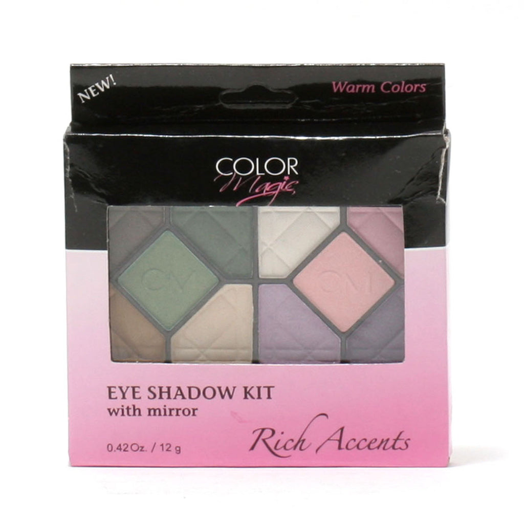 Color Magic Eye Shadow- Warm Colors