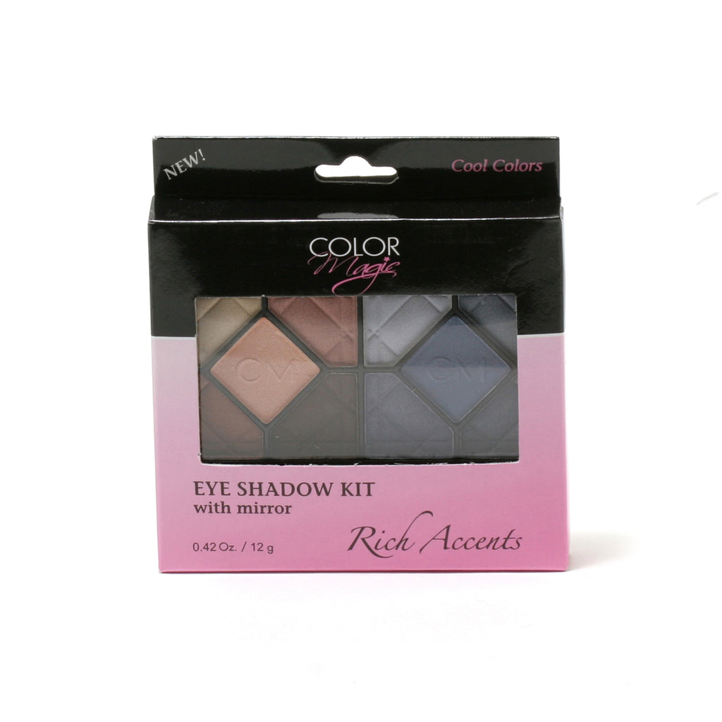 Color Magic Eye Shadow- Cool Colors