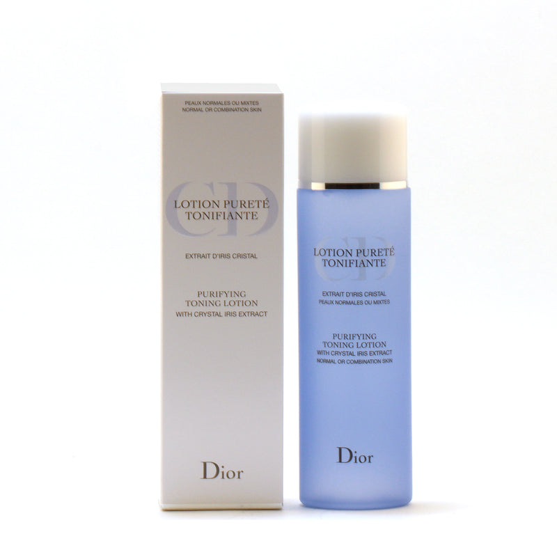 Dior Purifying Toning Ln Nor/Comb skin W/Cry Iris Extract