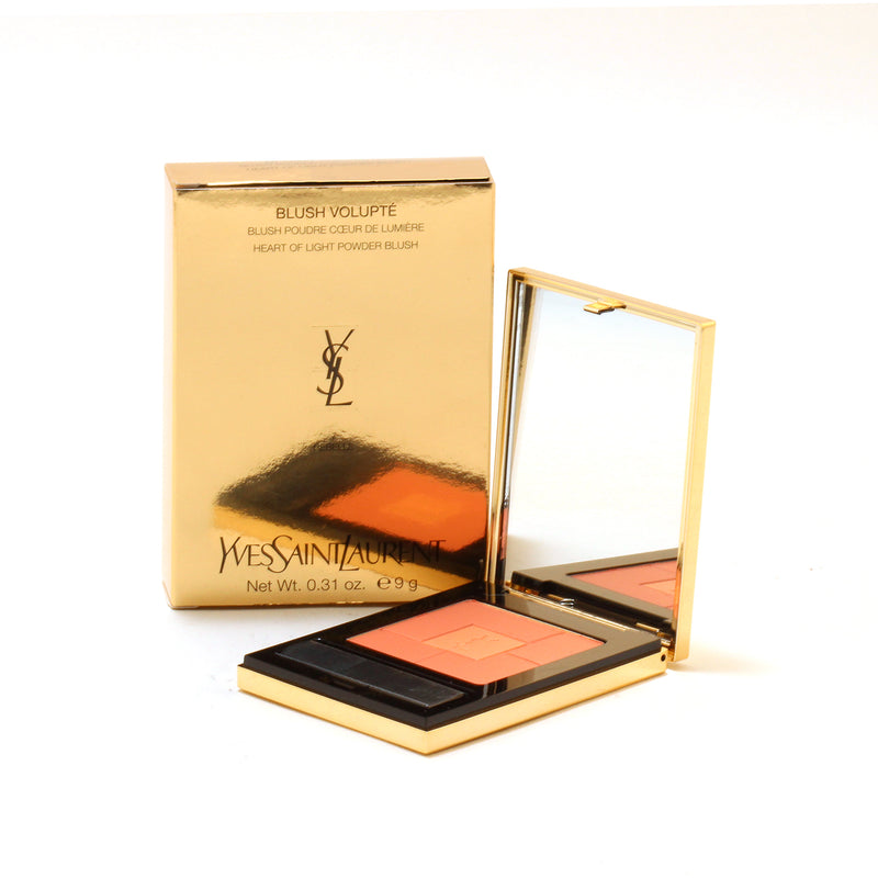 YSL Blush Volupte Heart Of Light Powder Blush Rebelle