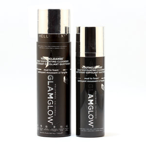 Glam Glow Youth  Cleanse