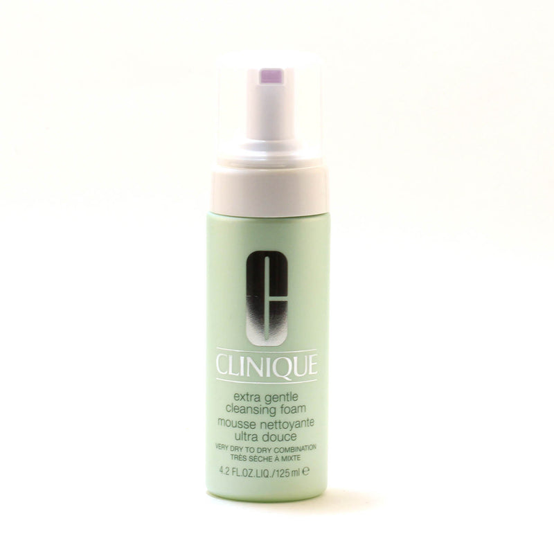 Clinique Extra Gentle Cleansing Foam Very Dry To Dry