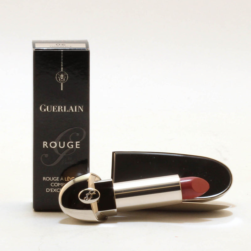 Guerlain Rouge Except Complete Lip Colour  Garance