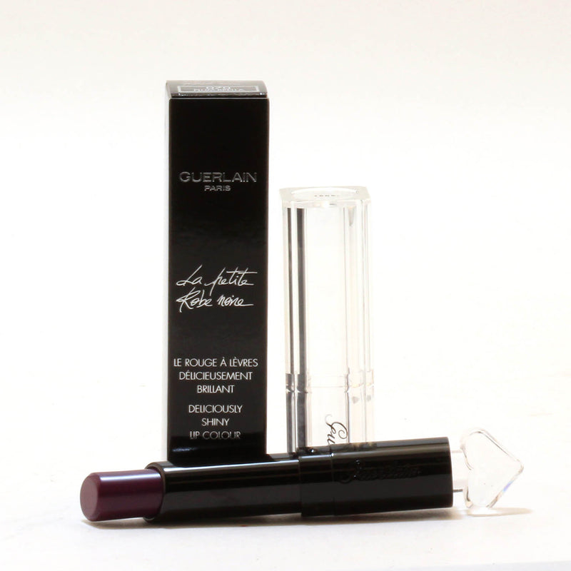 Guerlain La Petite Robe Noir Shiny Lip Colour Plum Brella